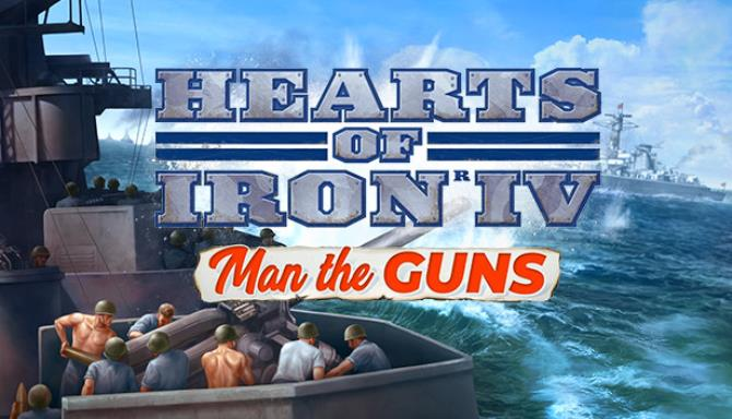 Hearts of Iron IV: Man the Guns PC Game Free Download
