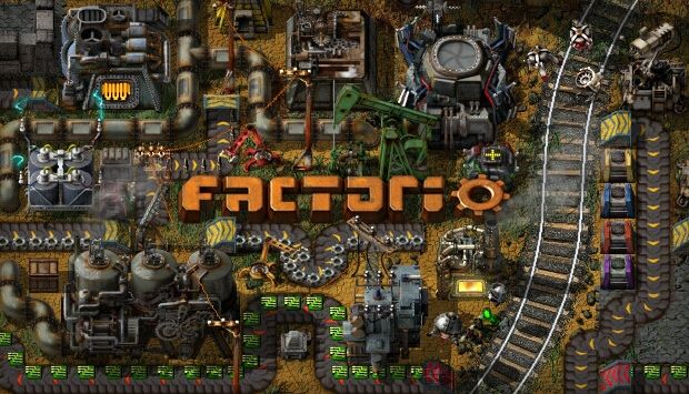 Factorio PC Game With Toreent Free PC Download