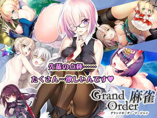 Grand Order Mahjong PC Games + Torrent Free Download