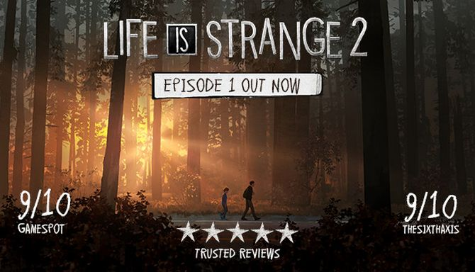 Life is Strange 2 PC Game + Torrent Free Download