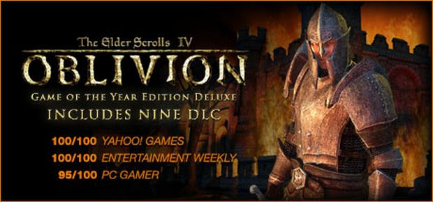 The Elder Scrolls IV: Oblivion Game of the Year PC Game Free Download