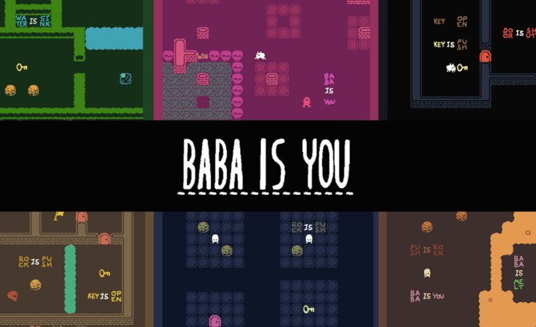 Baba Is You PC Game Free Download Latest