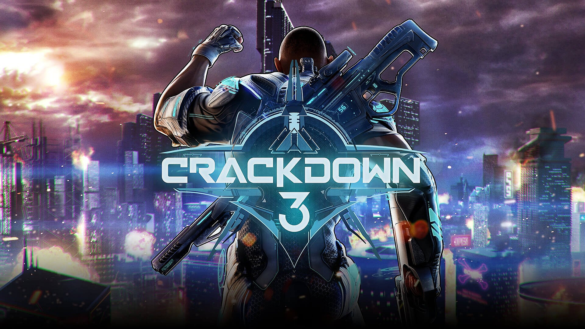Crackdown 3 PC Game Free Download Latest