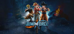 JUMP FORCE PC Game + Torrent Free Download Full Version