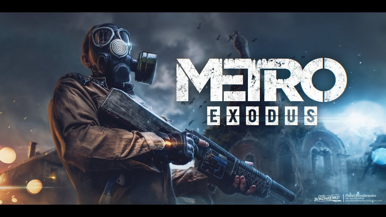 Metro Exodus Repack PC Game Free Download Latest