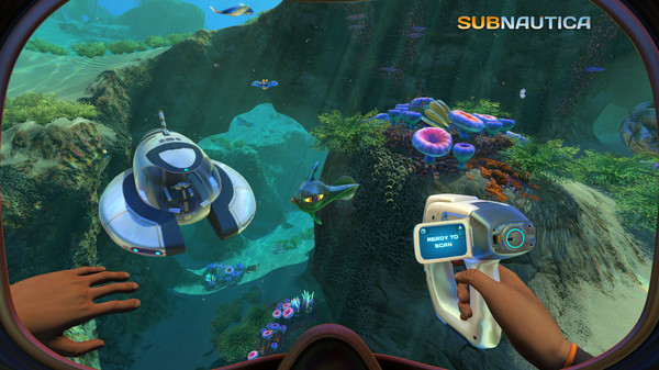 Subnautica PC Game Free Download Latest