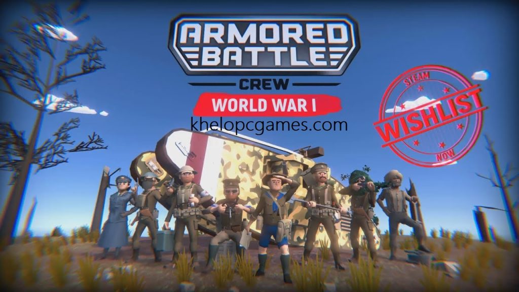 Armored Battle Crew World War PC Game + Torrent Free Download