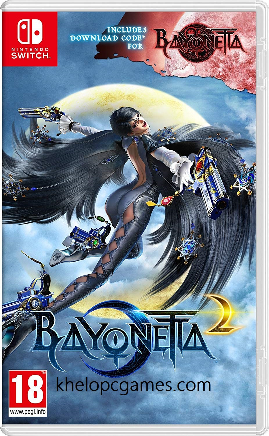 Bayonetta 2 Free Download Full Version Pc Game Setup