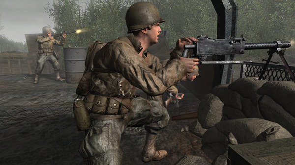 Call of Duty 2 Free Download Full Version Pc Game Setup