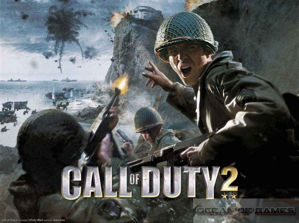 Call of Duty 2 PC Game + Torrent Free Download Full Version