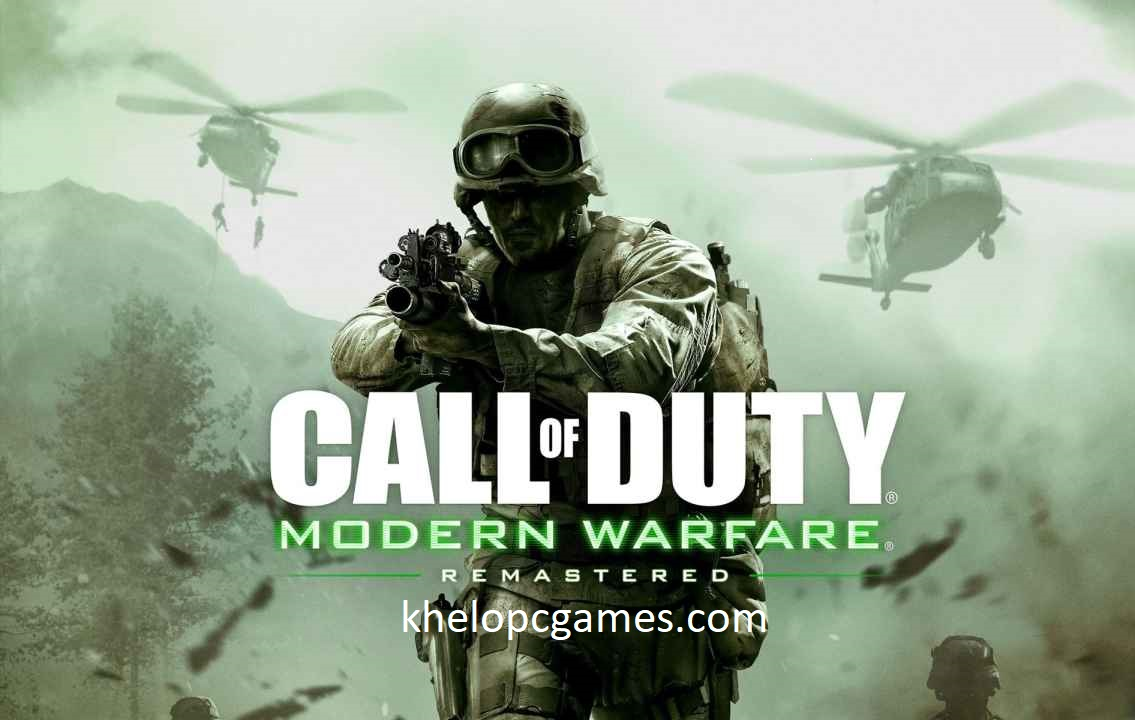 Call of Duty Modern Warfare Remastered Pc Free Download