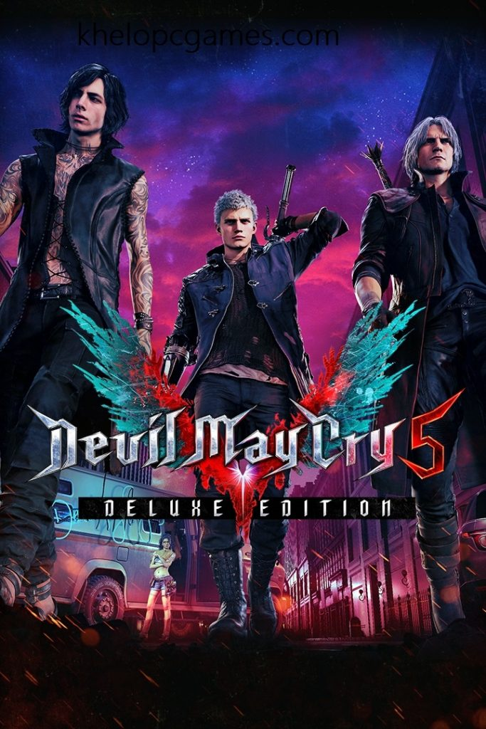 Devil May Cry 5 Vergil Deluxe Edition DLC Free Download