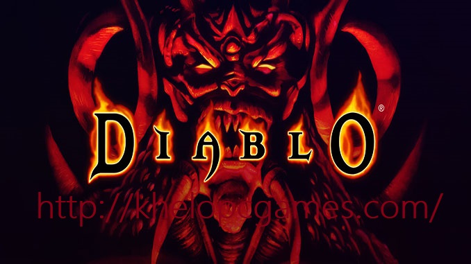Diablo Free Download (GOG) Full Version Pc Game Setup