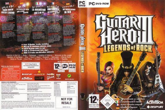 Guitar Hero III – Legends Of Rock PC Games + Torrent Free Download