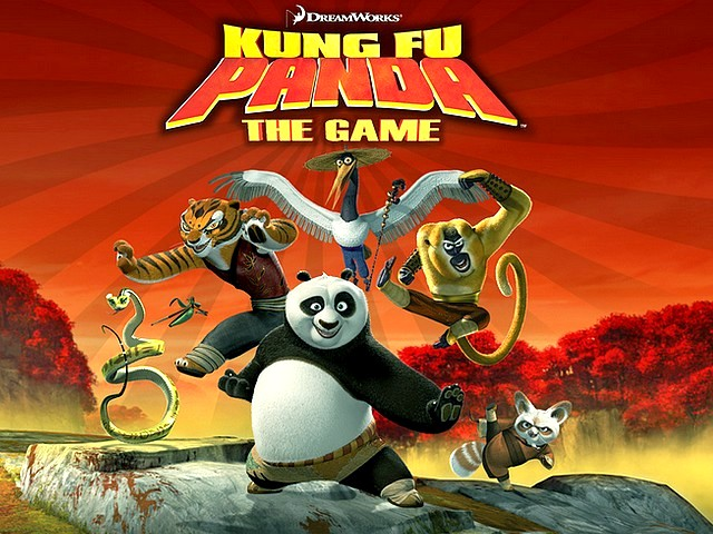 Kung Fu Panda PC Game Free Download Latest