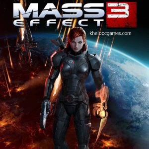 Mass Effect 3 PC Game Free Download Inclu ALL DLC