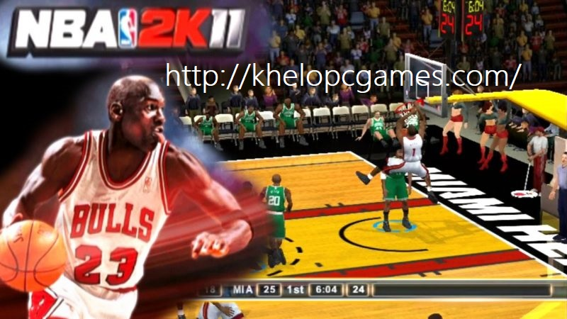 NBA 2K11 Free Download Full Version PC Game Setup