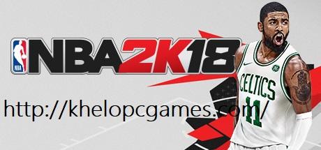 NBA 2K18 Free Download Full Version PC Game Setup