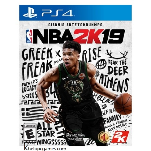 NBA 2K19 Free Download Full Version PC Game Setup