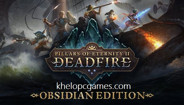 Pillars of Eternity II: Deadfire Free Download Pc Game Setup (v5.0.0.0040 & ALL DLC)