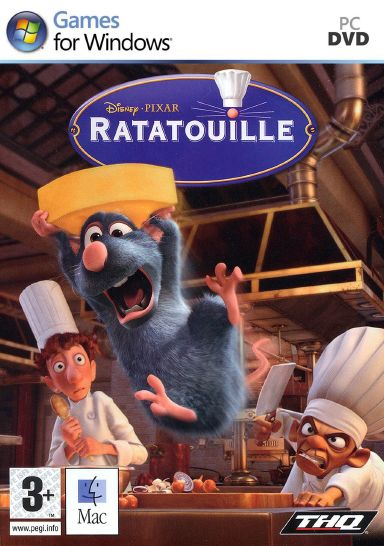 Ratatouille PC Game Free Download Latest