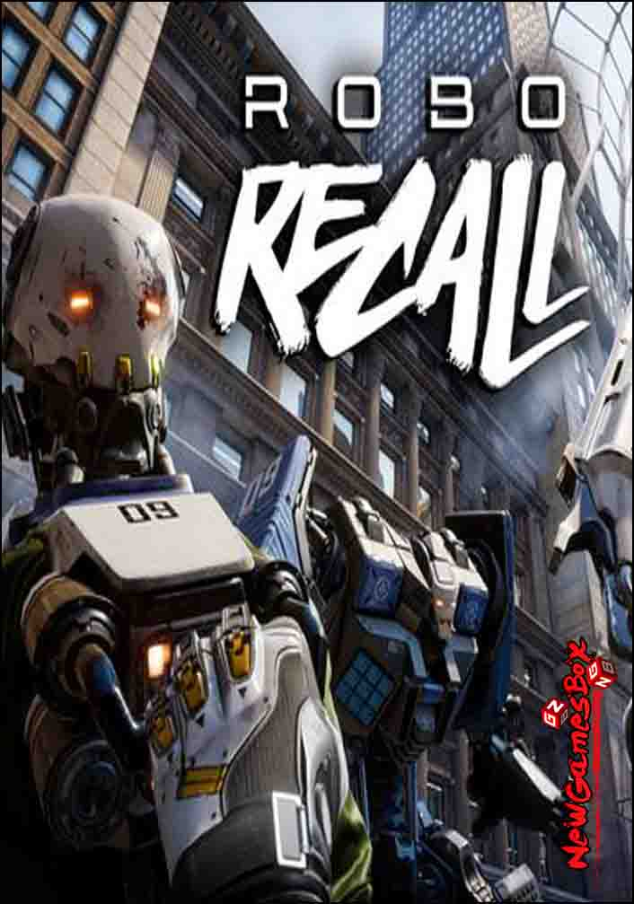 Robo Recall PC Game + Torrent Free Download Full Version