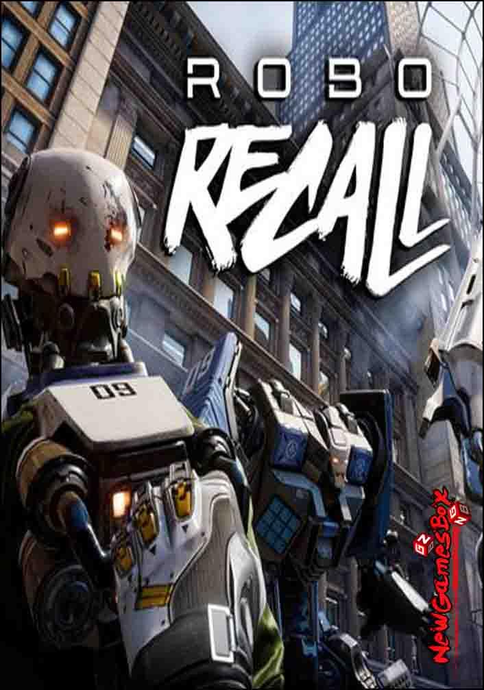 Robo Recall Free Download Full Version Pc Game Setup