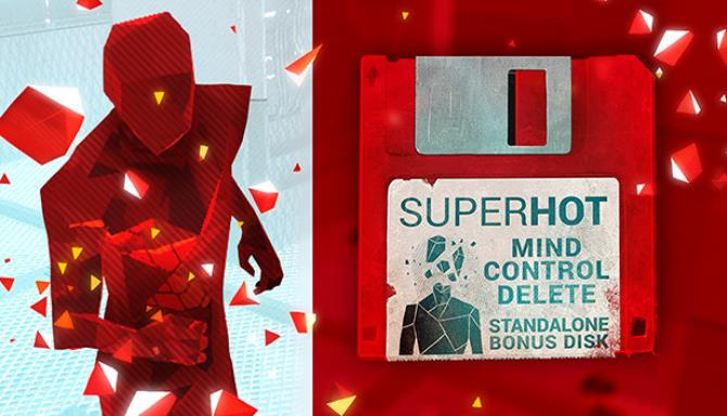 SUPERHOT: MIND CONTROL DELETE PC Game Free Download (v3.0.0)