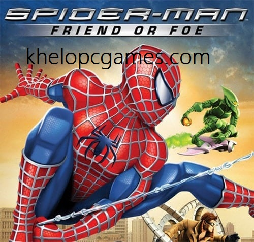 Spider-Man: Friend or Foe Free Download Full Version Pc Game Setup