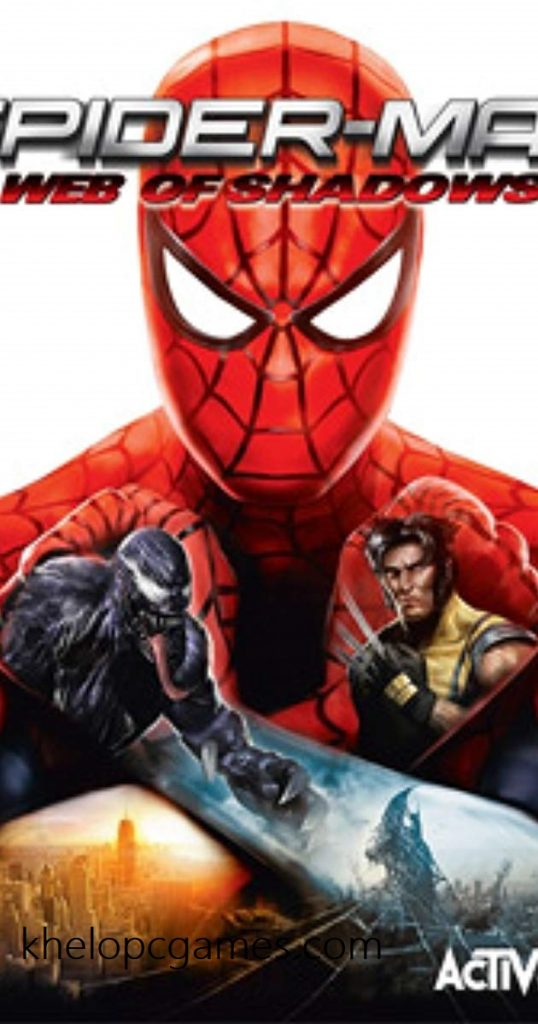 Spider-Man: Web of Shadows PC Game + Torrent Free Download