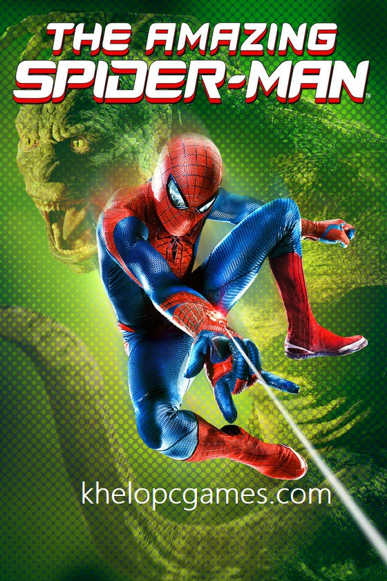 The Amazing Spider-Man Free Download Full Version PC Game Setup