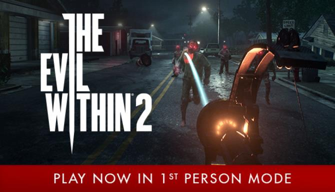 The Evil Within 2 PC Game + Torrent Free Download (v1.04)