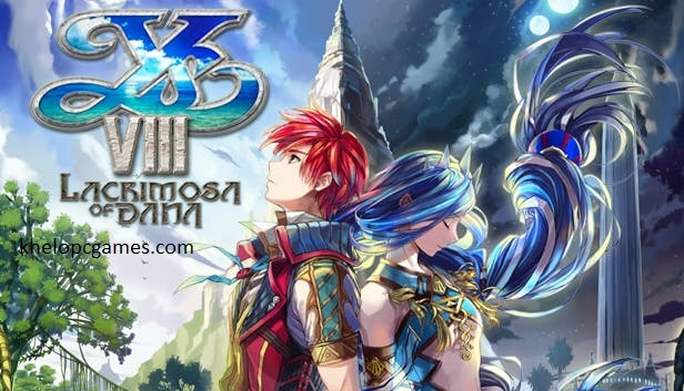 Ys VIII: Lacrimosa of DANA PC  Free Download