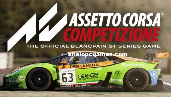 Assetto Corsa Competizione Free Download Full Version PC game Setup (v1.2)