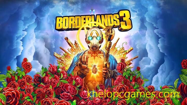 Borderlands 3 Free Download Full Version PC Game Setup