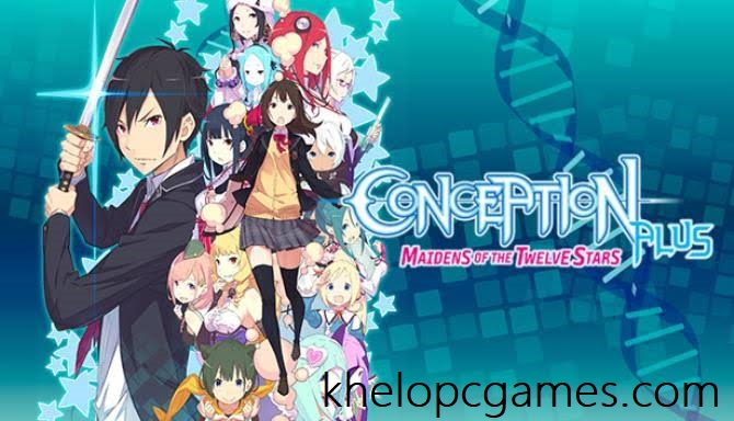 Conception PLUS: Maidens of the Twelve Stars Free Download PC Game Setup