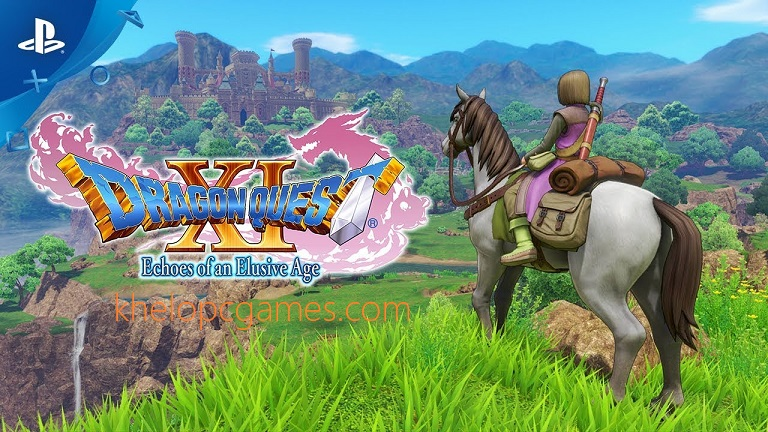 DRAGON QUEST XI: Echoes of an Elusive Age Free Download Full Version Pc Game Setup