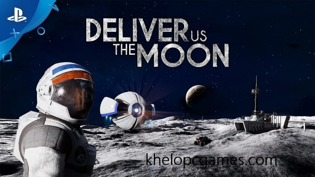 Deliver Us The Moon PC Game + Torrent Free Download