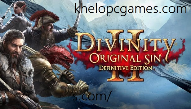 Divinity: Original Sin Free Download Full Version Pc Game Setup