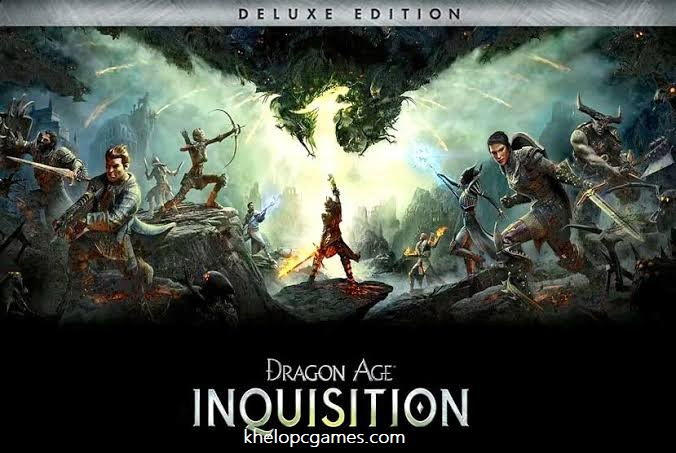 Dragon Age Inquisition Deluxe Edition CPY Free Download Full Version PC Game Setup