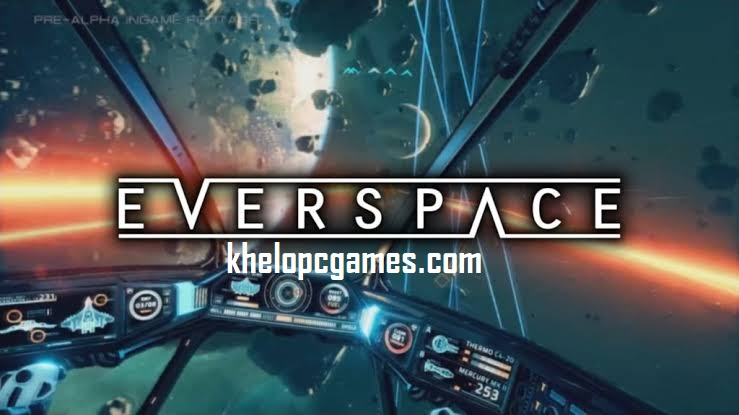 EVERSPACE Free Download Full version Pc Game Setup ( v1.3.5 & ALL DLC )