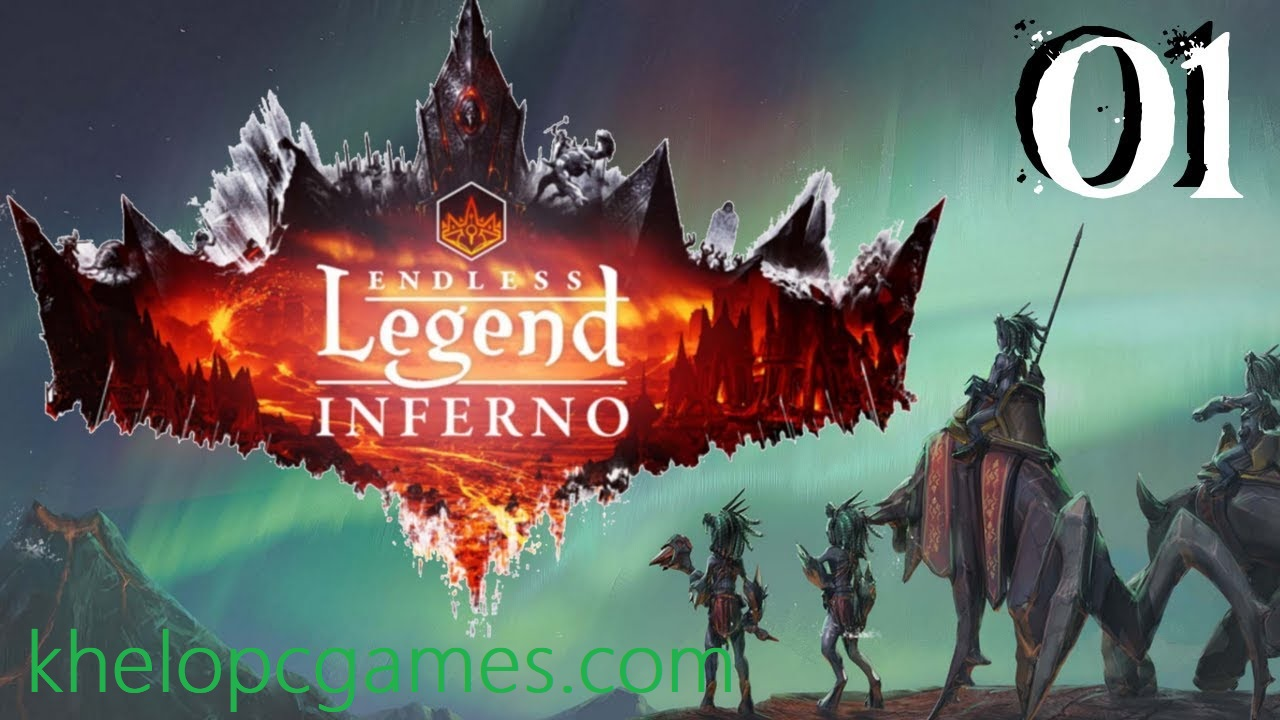 Endless Legend Free Download Full Version Pc Game Setup v1.8.2 & ALL DLC