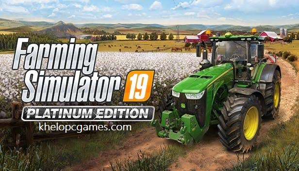 Farming Simulator 19 Platinum Edition Free Download Full Version Pc Game Setup