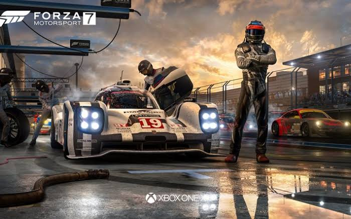 Forza Motorsport 7 PC Game + Torrent Free Download