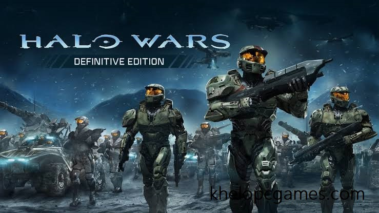 Halo Wars: Definitive Edition Free Download Full Version PC Game Setup