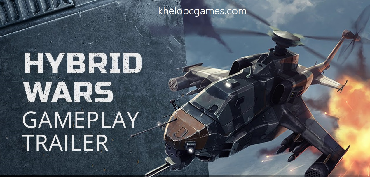 Hybrid Wars Free Download Full Version Pc Game Setup