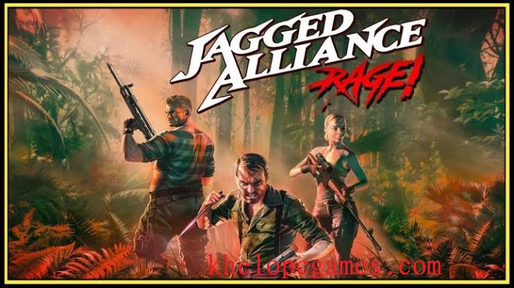 Jagged Alliance: Rage! Free Download Full Version Pc Game Setup