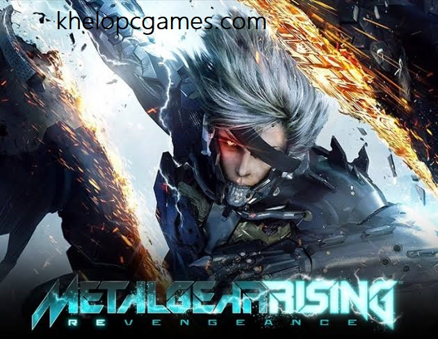 Metal Gear Rising: Revengeance Free Download Full Version Pc Game