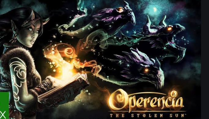 Operencia: The Stolen Sun Free Download Full Version Pc Game Setup
