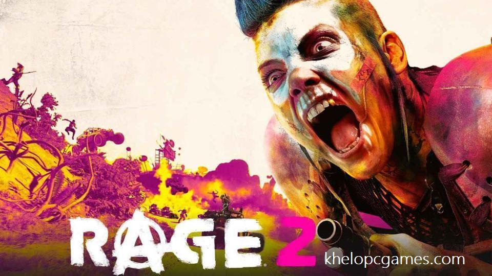 RAGE 2 Free Download Full Version PC Game Setup (TerrorMania & ALL DLC)